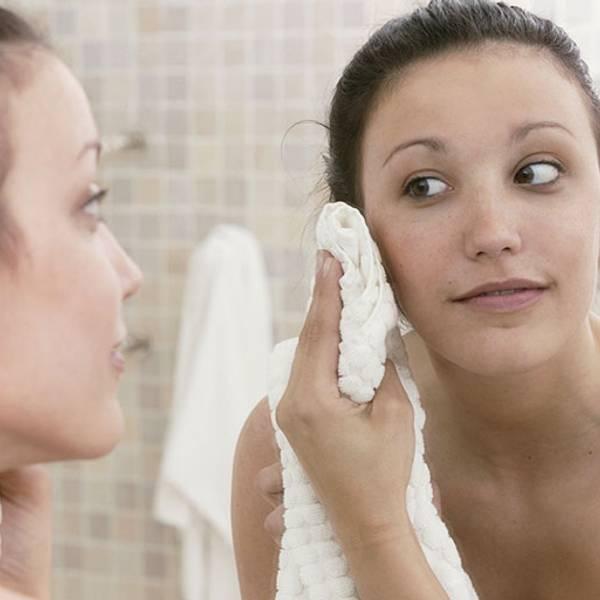 Zu Akne neigende Haut Artikel - Hauptbild