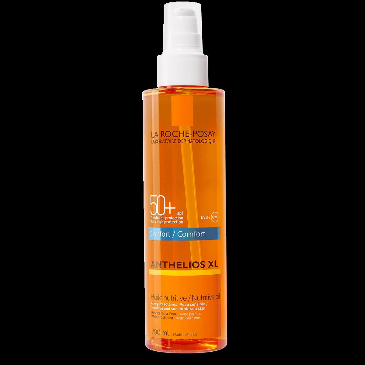 La Roche Posay ProductPage Sun Anthelios XL Nutritive Oil Comfort Spf5