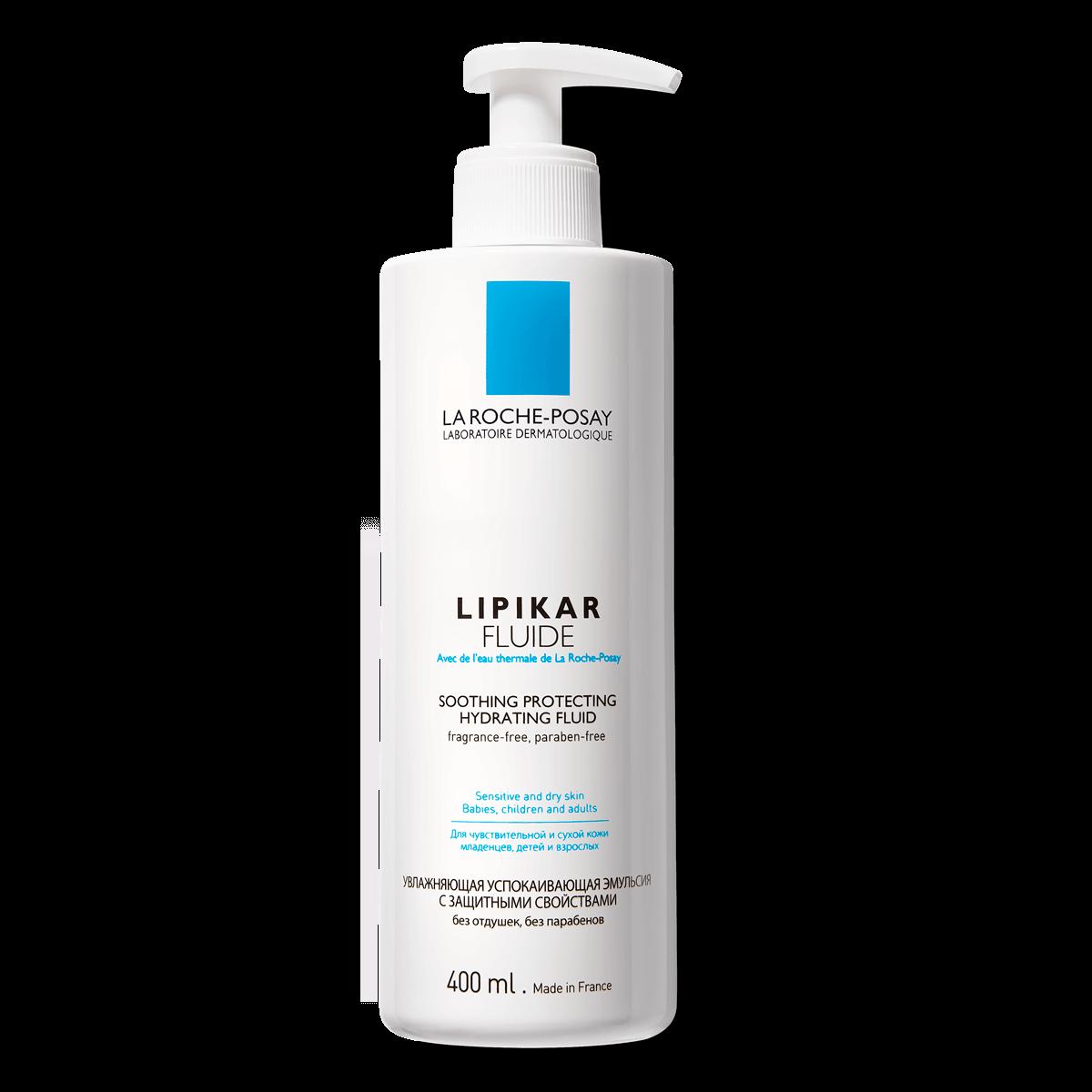 La Roche Posay ProductPage Eczema Lipikar Fluide 400ml 3337872420597 F
