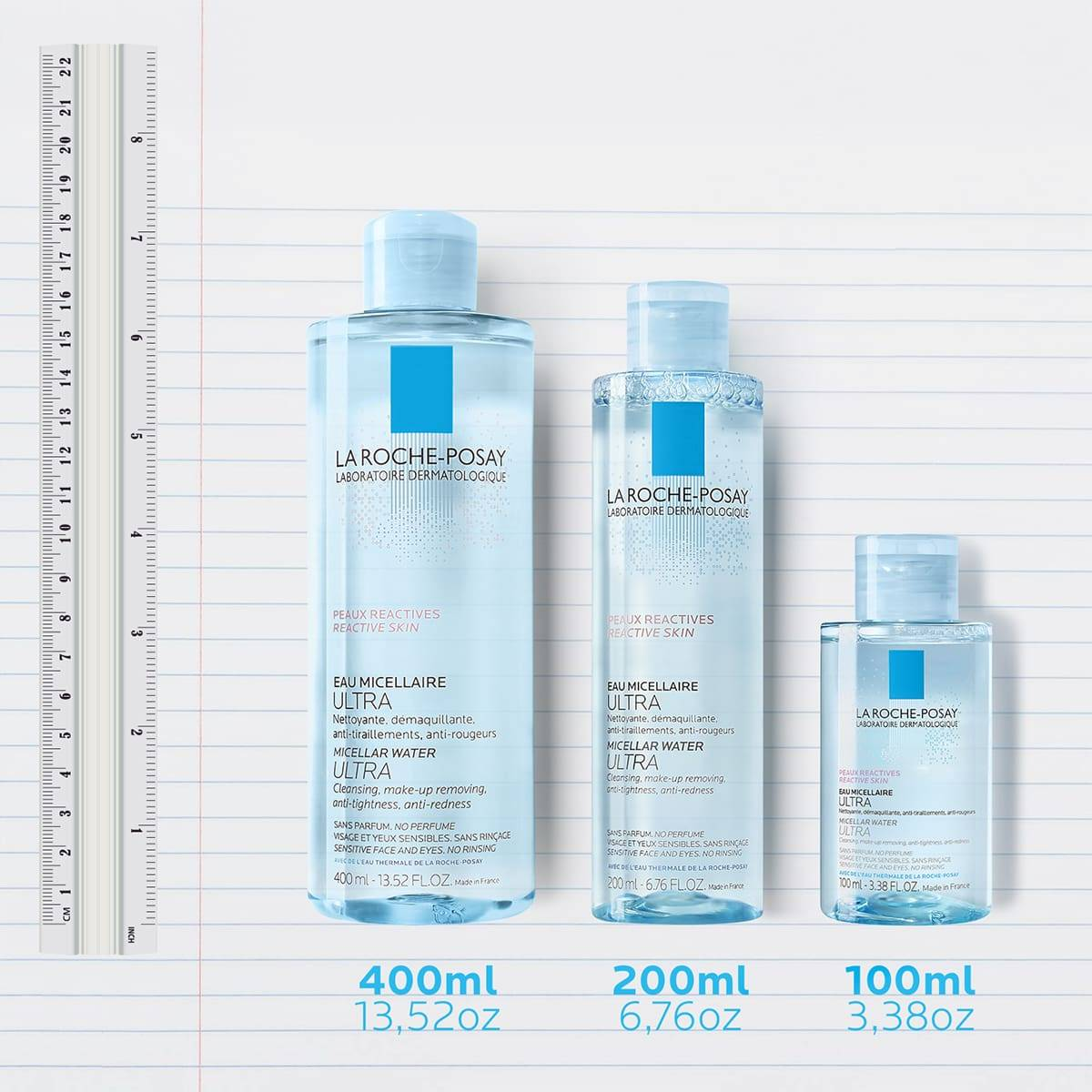 La Roche Posay ProductPage Micellar Water Ultra Family 3337875528108 3
