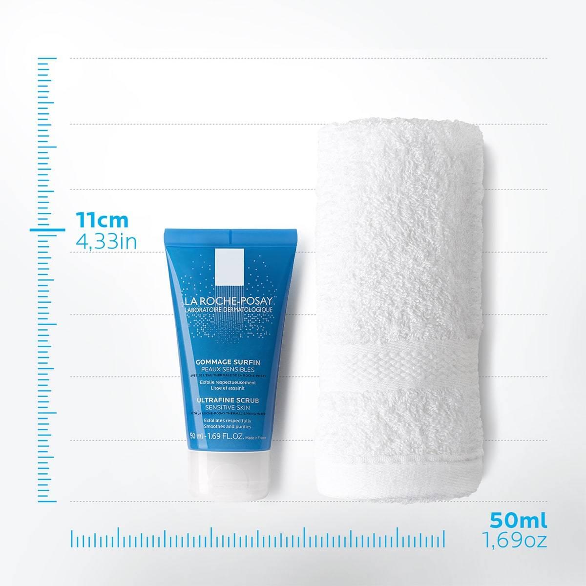 La Roche Posay ProductPage Face Scrub Physiological Ultrafine Scrub 50