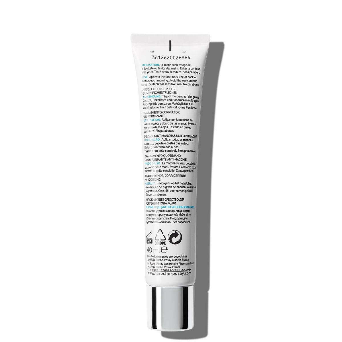 La Roche Posay ProductPage Anti Aging Pigmentclar UV Spf30 Moisturiser