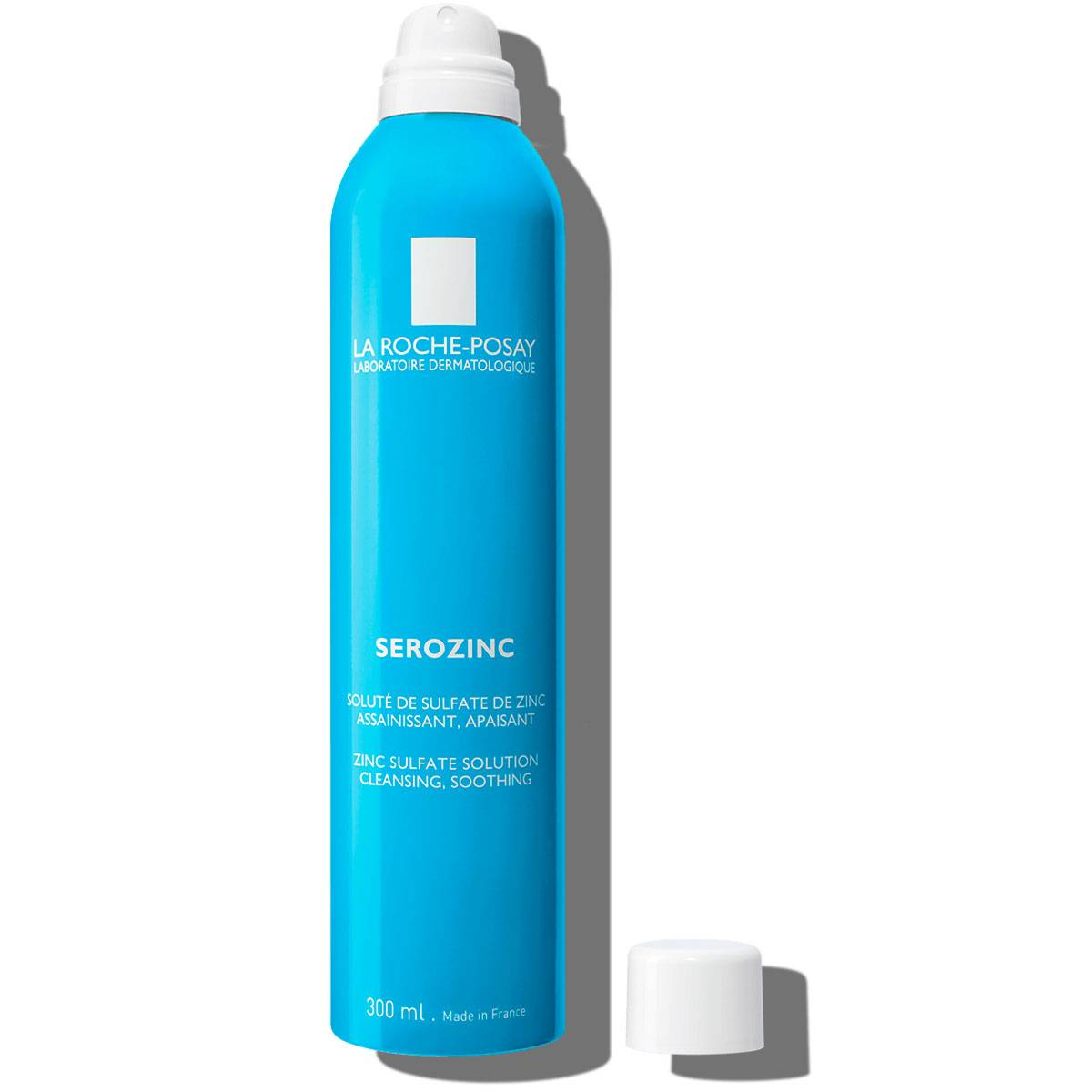 La Roche Posay ProductPage Serozinc Spray Zinc 300ml 3337875565783 Ope