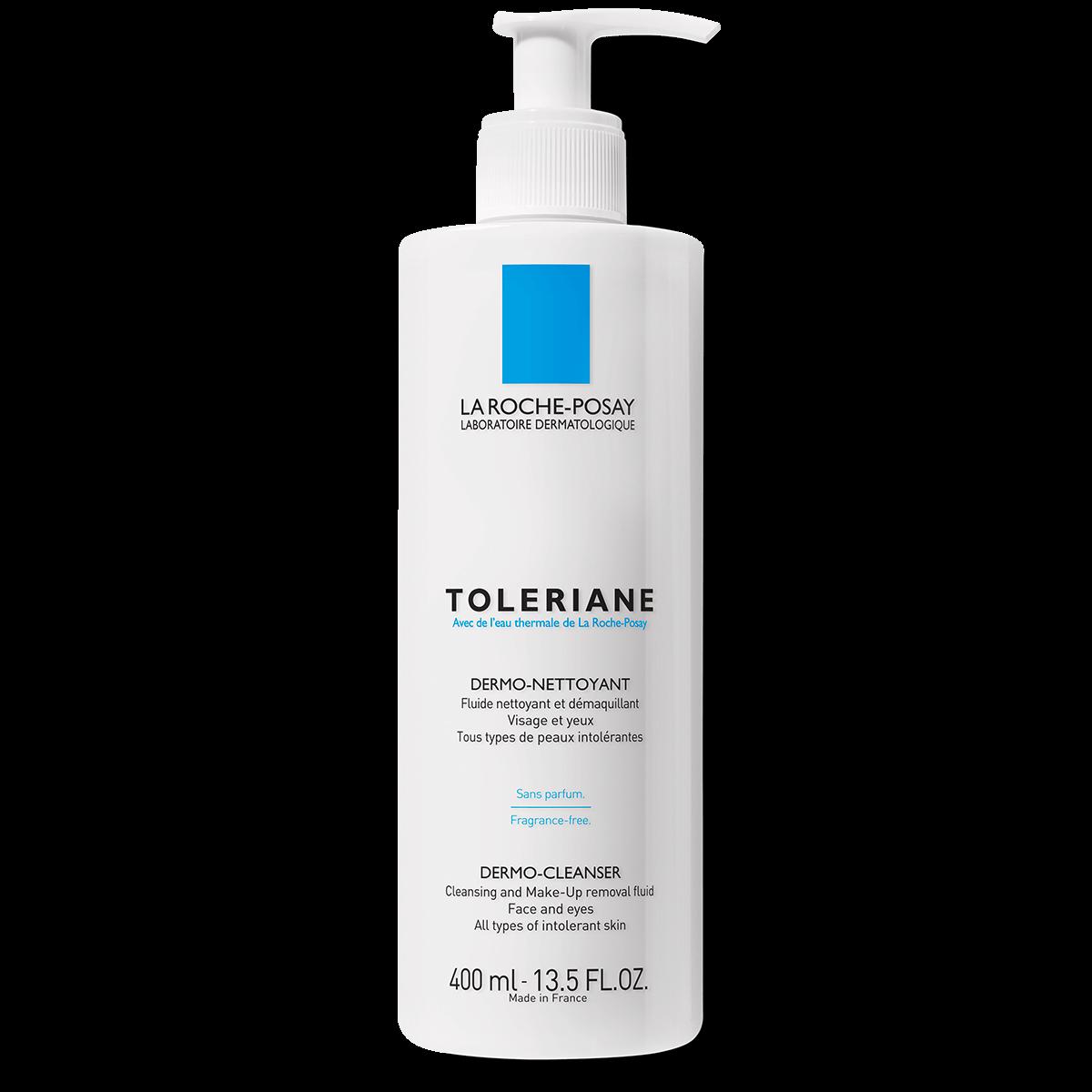 La Roche Posay ProductPage Sensitive Allergic Toleriane Dermo Cleanser
