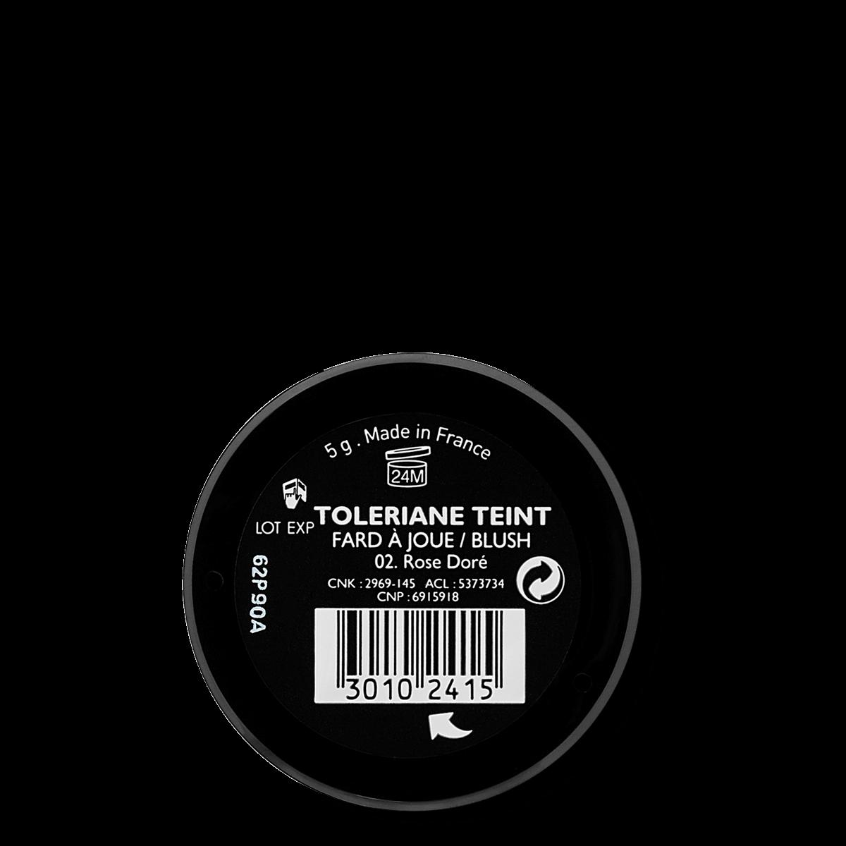 La Roche Posay Sensitive Toleriane Make up BLUSH_GoldenPink 30102415 B