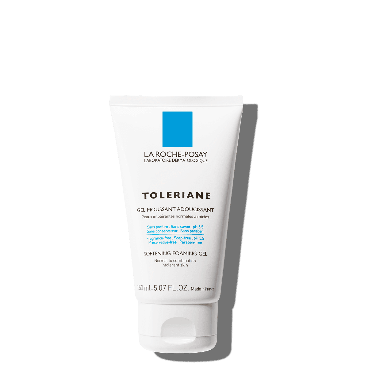 La Roche Posay ProductPage Sensitive Allergic Toleriane Foaming Gel 15
