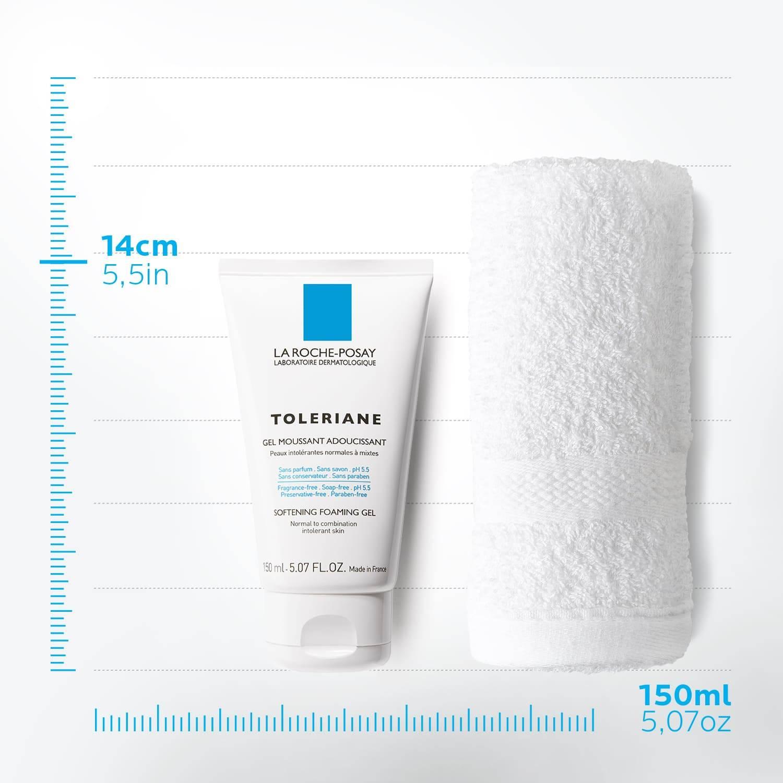La Roche Posay ProductPage Sensitive Allergic Toleriane Foaming Gel 15